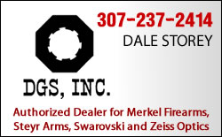 DGS Inc Dale Storey Authorized Dealer for Merkel Firearms